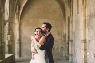 aude arnaud photography, mariage saint gemme la plaine, eglise saint gemme la plaine